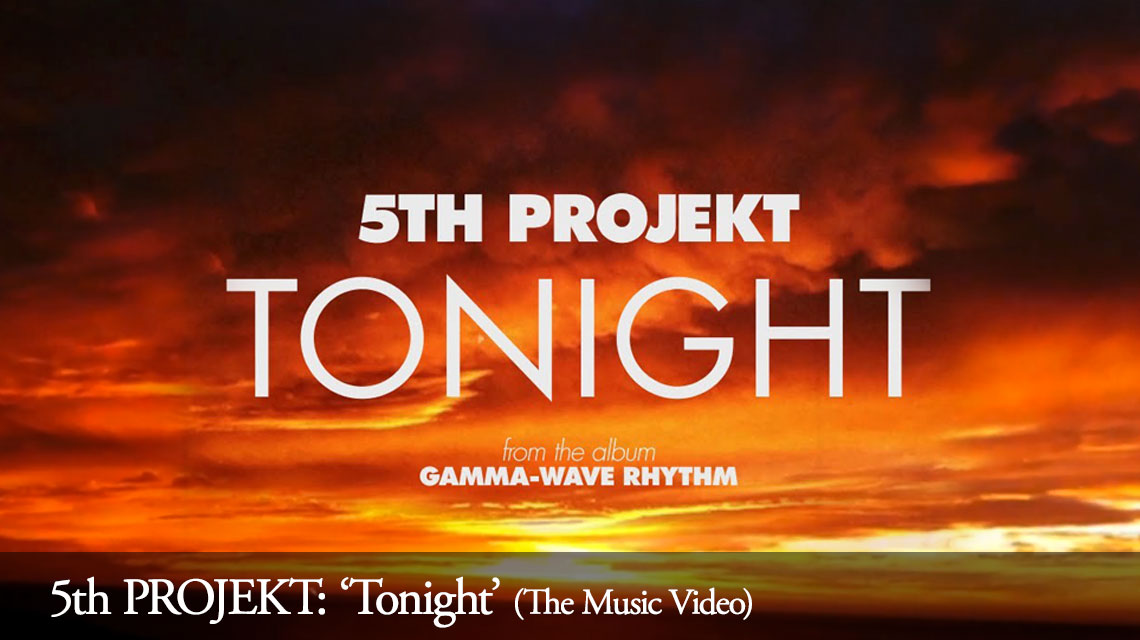 5th PROJEKT: Tonight