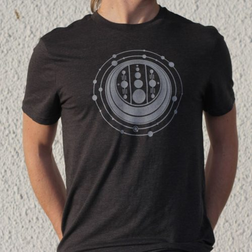 Organik Tee: Crop-Circle: Crop Communication