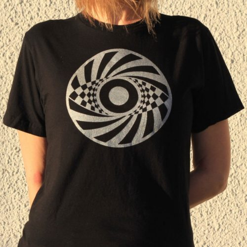 Organik Tee: Crop-Circle: Psy-Eye