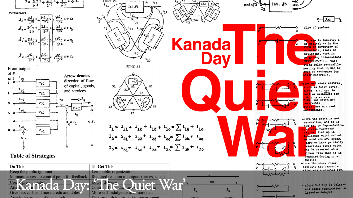 Kanada Day: The Quiet War